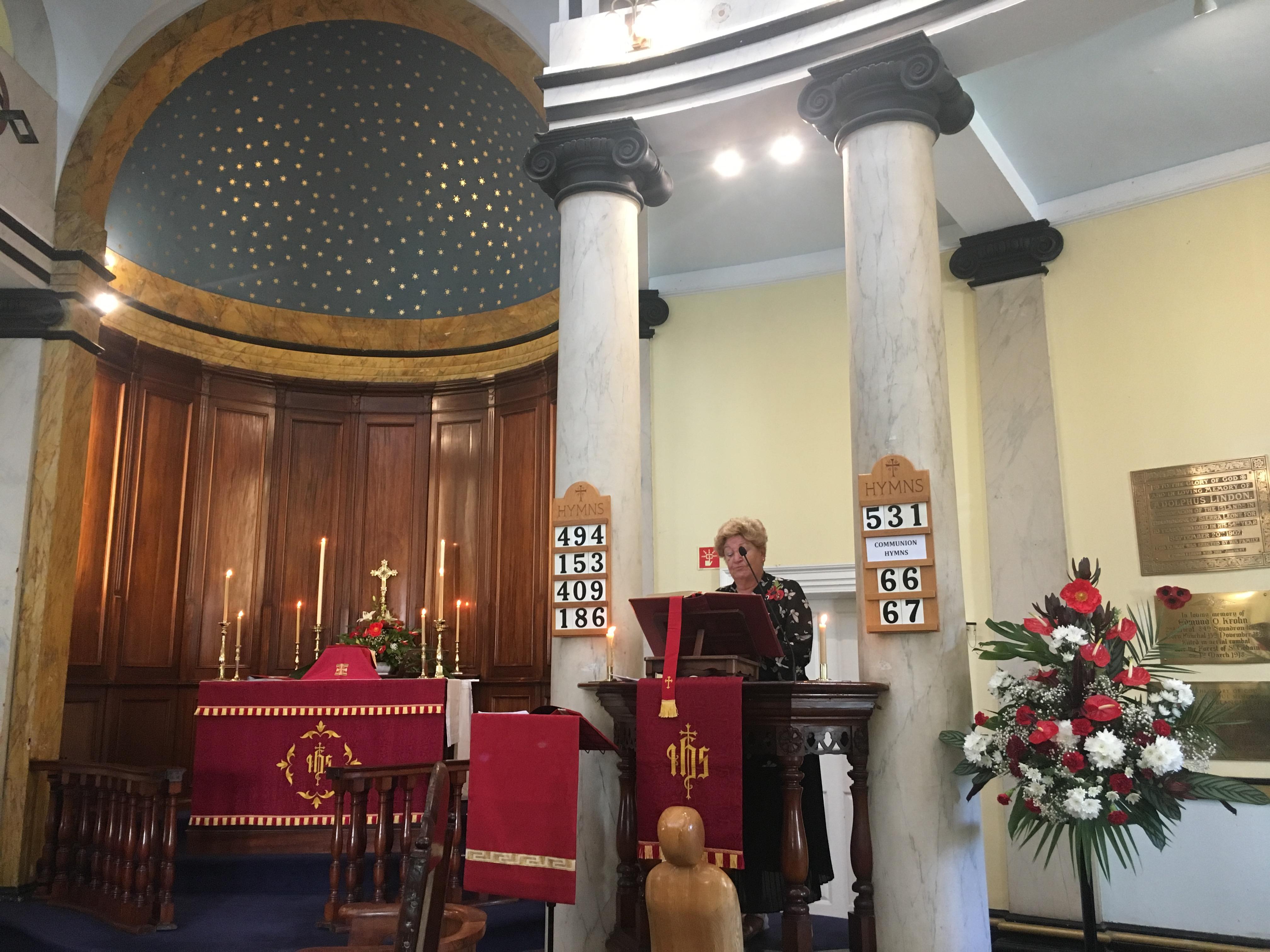 Poetry Reading by Susan Marloye-James