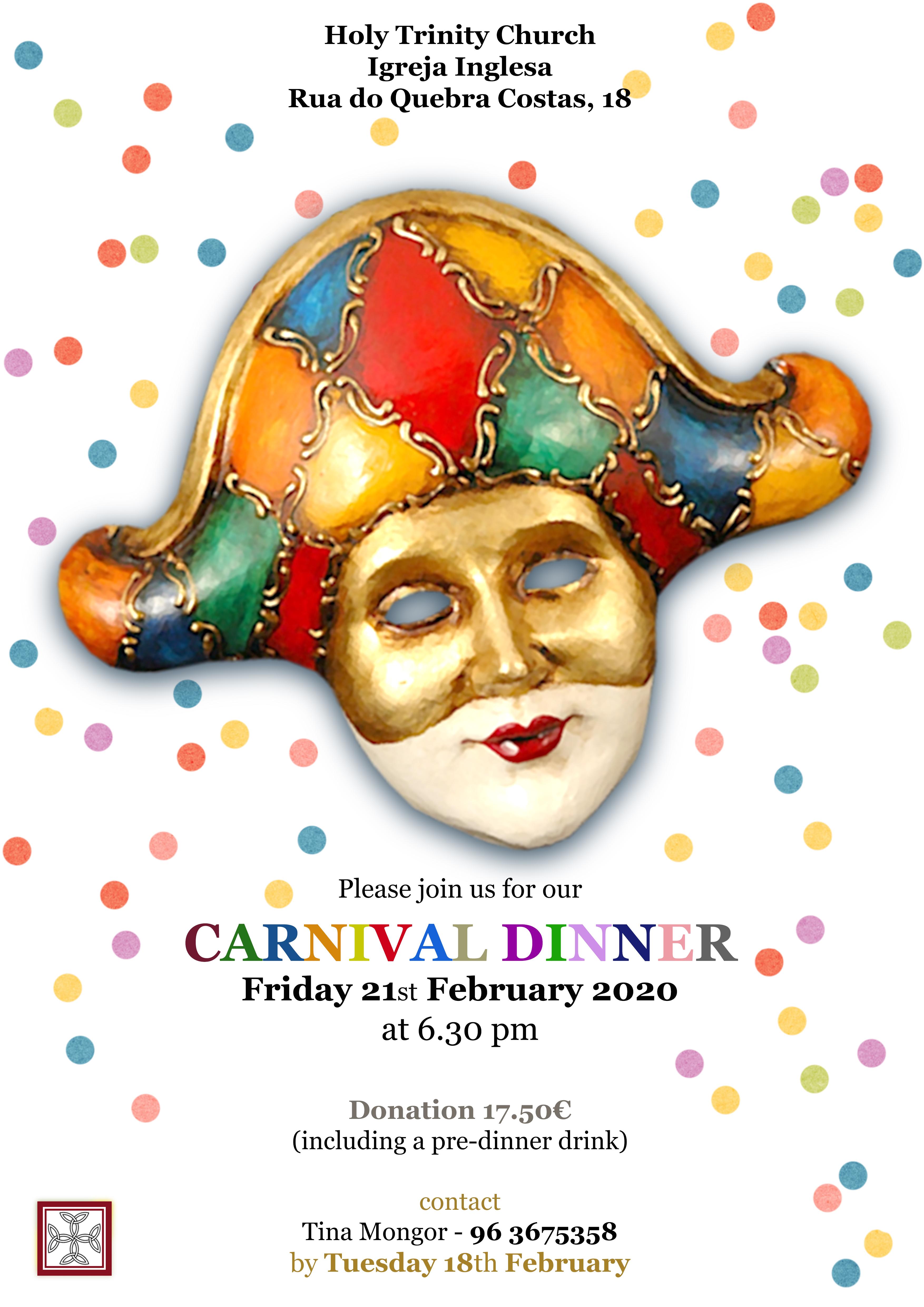 Carnival poster 2020