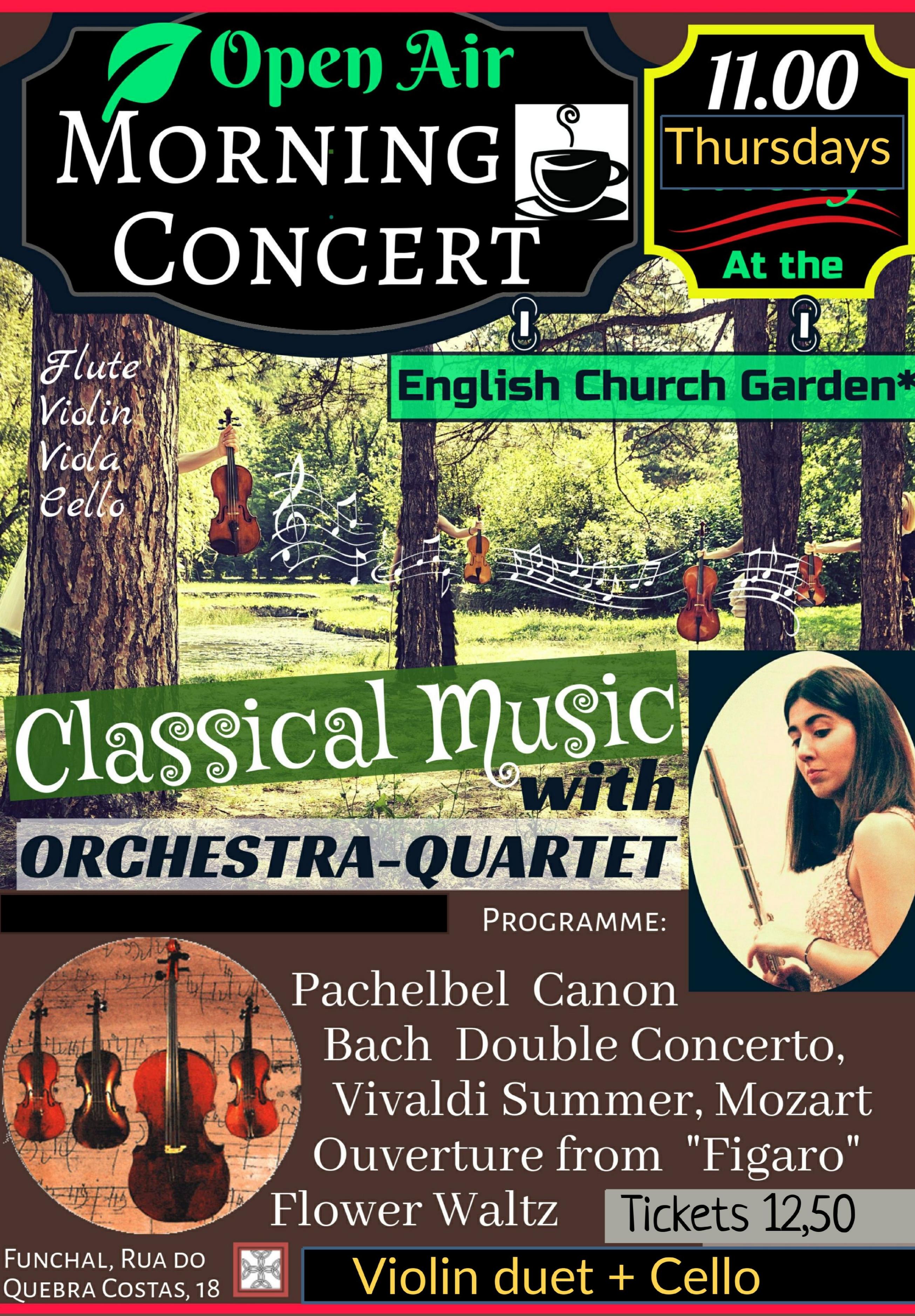 Concert Thursday - Open Air